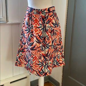 Zara A Line Skirt Size M